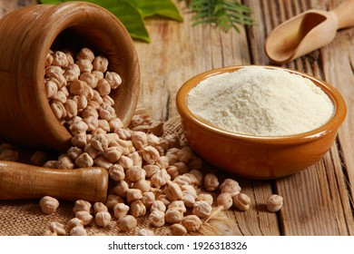 Chickpea or Chick pea is an annual legume of the family Fabaceae, subfamily Faboideae.  Its different types are variously known as gram or Bengal gram, or garbanzo. Chickpea seeds are high in protein.