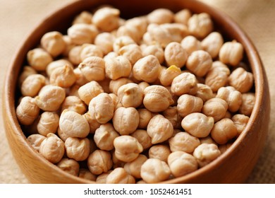 Chickpea. Garbanzo Bean.