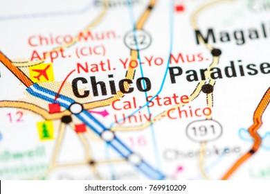 Chico. California. USA