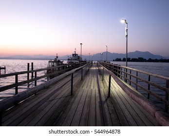 Chiemsee Bridge