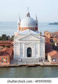 Chiesa del Santissimo Redentore (Church of the Most Holy Redeemer), Venice, Italy