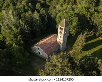 Chiesa di S. Secondo Bose Magnano Biella Romanica Romanic Church Via Francigena
