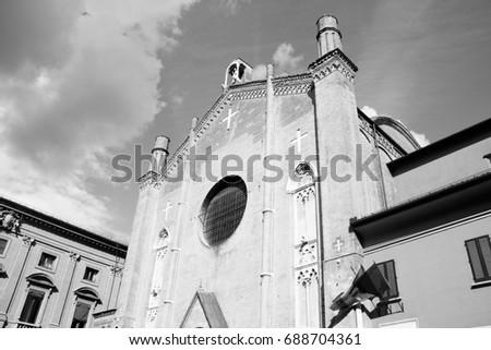 Chiesa Di San Giacomo Maggiore Church Stock Photo (Edit Now ...