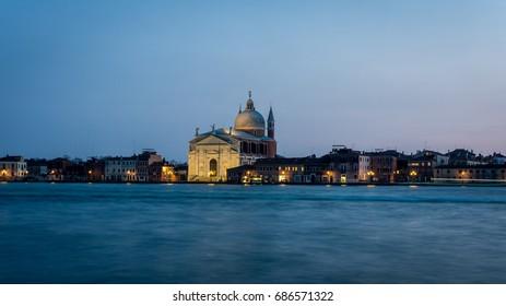 Chiesa di Santa Maria della Presentazione (Le Zitelle), Venise, Italy