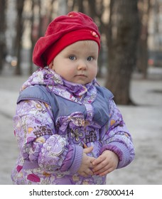 the child in beret
