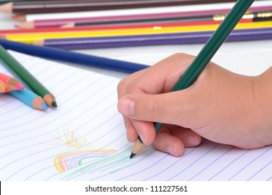 Hand Holding Pencil Stock Photos, Images & Photography | Shutterstock