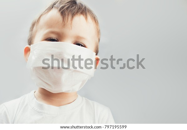 Stock Now Order Child Photo Doctor Antiviral Patient Mask edit
