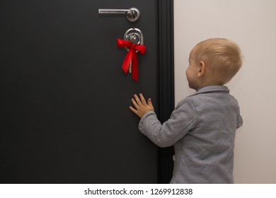 child with keys rejoices housewarming