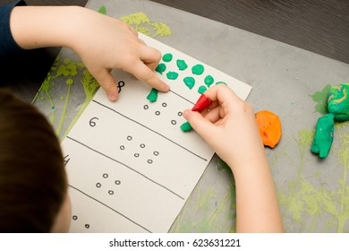 child learns to count