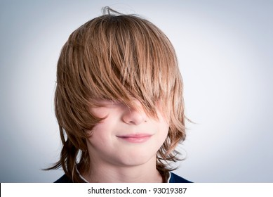 Long Hair Boy High Res Stock Images Shutterstock