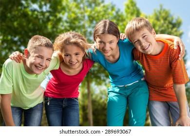 Child, Offspring, Multi-Ethnic Group.