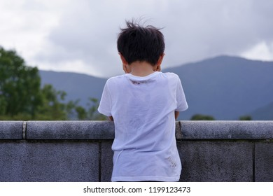 Child with trouble