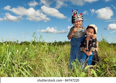 children of Asia