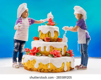 Fabulous Huge Birthday Cake Images Stock Photos Vectors Shutterstock Personalised Birthday Cards Vishlily Jamesorg