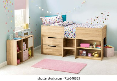 Slaapkamer Kind Images, Stock Photos & Vectors | Shutterstock