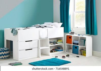 Children bedroom interior
