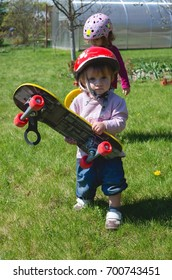 children with boards