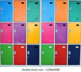 children cabinet lockers