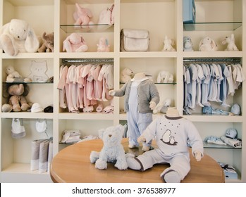0667860b471 Baby Clothes Shop Images, Stock Photos & Vectors | Shutterstock