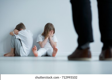 Children experiencing emotional and psychological abuse, verbally attacked by parent
