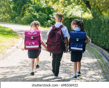 Children go to school, 1 september