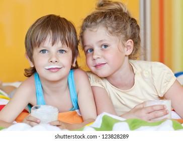 Children milk