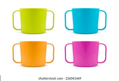 children mug on a white background