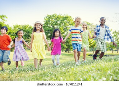 Children in Park