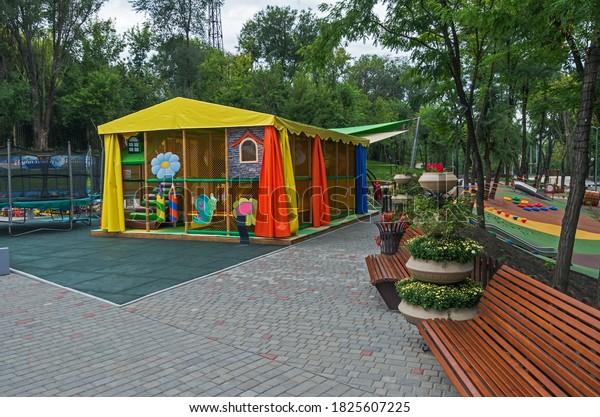 children-playground-active-entertainment