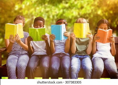 Indian Child Reading Book Images Stock Photos Vectors
