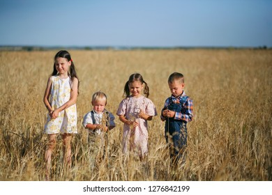 The Children in rural areas a live