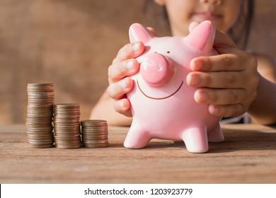 children save money.