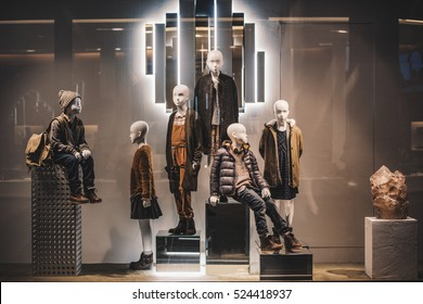 Children shop