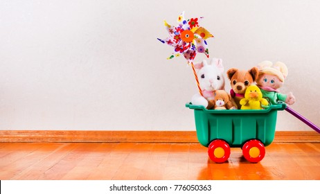 children toys collection