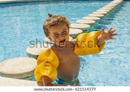 Water Wings Equipped