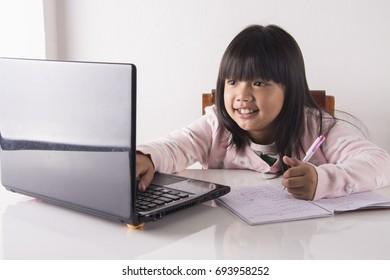 Children who enjoy learning