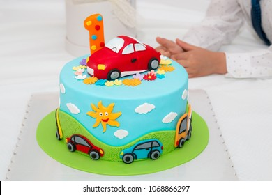 Birthday Cake For Boys.Fotos Imagenes Y Otros Productos Fotograficos De Stock