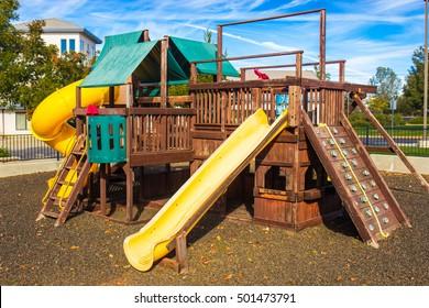 Childrens Jungle Gym