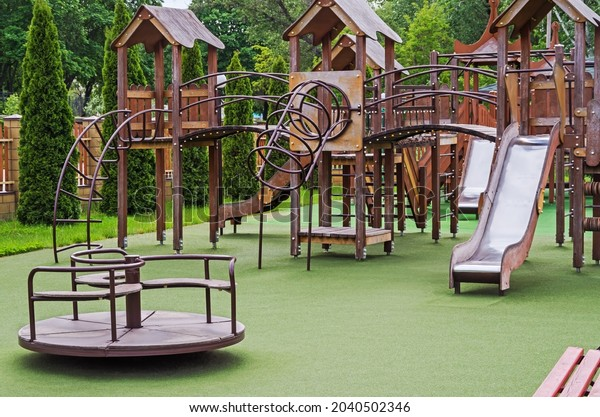 childrens-playground-many-attractions-ma