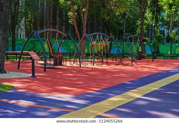 childrens-playground-swings-citys-inclus