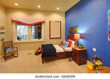Children's Room in Modern Home
