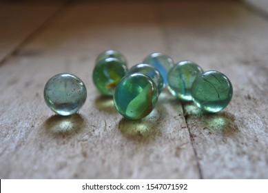 children's toy marbles at home to playing together