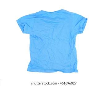 Children's T-shirt on a white background