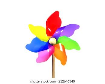 children's windmill
