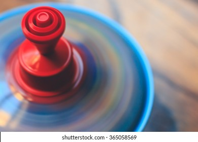 Child's Spinning Top Toy