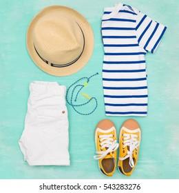 7d9c7f9376 Kids Clothes Images, Stock Photos & Vectors | Shutterstock