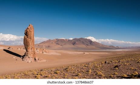 Chile Atacama desert flamigos and altiplano lagunas