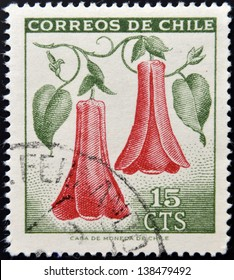 Chile Stamp Images Stock Photos Vectors