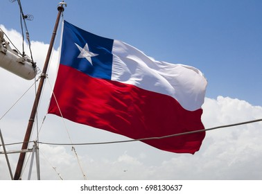 Chile Flagg