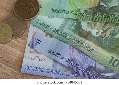 Chile money / peso